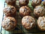 Apple Chocolate Chip Muffins - Random Recipes #32