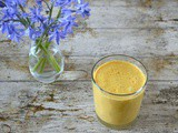Carrot Smoothie with Ginger & Orange, Ten a Day & The Self-Cleaning Juisir