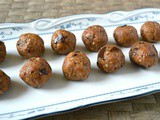Chilli Chocolate Chip Cookie Dough Energy Balls