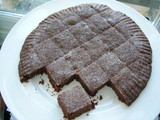 Chocolate and Cinnamon Shortbread