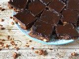 Cinnamon Coconut Chocolate Crunch – a Traybake with Attitude