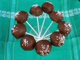 Coconut and Ginger Cake Pops - We Should Cocoa #43
