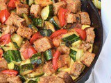Courgette Strata – a Delicious One-Pot Meal