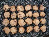 Cranberry, Walnut & White Chocolate Cookies: Sweet & Simple Bakes