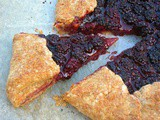 Double Blackberry Chocolate Galette – We Should Cocoa #61