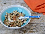 Easy Vegan Honey Almond Granola Recipe – Nutritious & Delicious