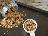 Gorgeous Gluten Free Granola – Having a Kitchen Clear Out
