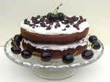 Kick-Back Black Forest Gateau