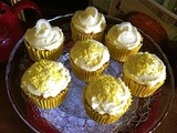 Lemon Cupcakes & Win a Range Cooker
