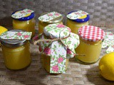Lemon Curd and a 3p Fruits Organic Box Giveaway #68