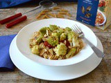 Let's Go Romanesco! Easy Romanesco Pasta with Lemon & Garlic