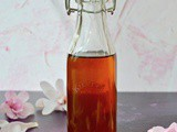 Magnolia Syrup – a Gingery Floral Sweet Treat
