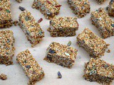 Malted SuperFood Bars – Energy Boosting and Quick to Make