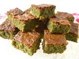 Matcha Blondies or do i mean Greenies? – We Should Cocoa #71