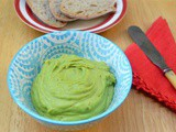 Minted Broad Bean Spread – Making a Mint This Summer
