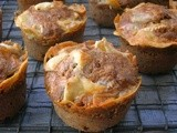 Miso Muffins with Kale, Carrot and Courgette