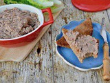 Mushroom Pâté with Walnuts – Packed Full of Vegan Umami Goodness
