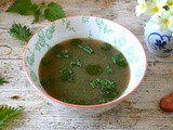 Nettle Soup – Spring Back Into Vigour With This Cleansing Vegan Tonic