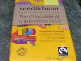 New Ethical Chocolate Bars - Seed & Bean and Divine