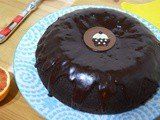 Not Another Bloody Orange Chocolate Cake Recipe