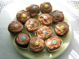 Orange and Chocolate Cupcakes