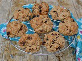 Prune Rock Cakes – An Almost Traditional British Bake