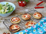 Puff Pizza Pies From Living on the Veg – Review & Giveaway