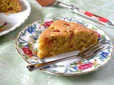 Remarkable Rhubarb Cake – an Old Fashioned, Simple Delight