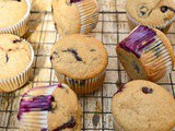 Vegan Blueberry Muffins: An Easy Whole Wheat Bake