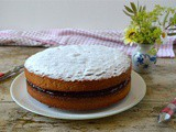 Victoria Sandwich – a Wholemeal Take on the Nation's Favourite Cake