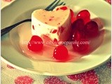 Cuore di formaggio salato - Savory heart cheese