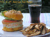 The american fish burger