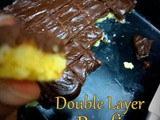 Double Layer Burfi