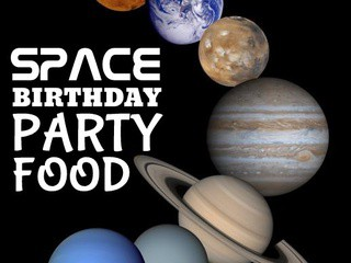 Space-Themed Birthday Part