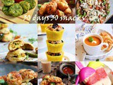30 days 30 snacks recipes for toddlers and kids
