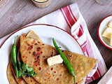 Aloo paneer paratha recipe | Easy paratha recipes
