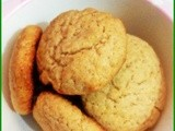 Butter cookies with multigrain flour