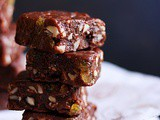 Chocolate fudge recipe | Fruit and nut chocolate fudge recipe