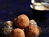 Chocolate truffles recipe | How to make chocolate truffles recipe
