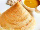 Dosa Varieties | South Indian Dosa Varieties For Breakfast