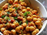 Easy Chickpea Curry (Vegan)