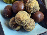 Easy Chocolate Biscuit Balls Recipe- No Bake