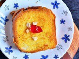 Eggless French Toast Recipe | How To Make French Toast Recipe