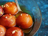 Gulab Jamun Recipe With Khoya | How To Make Gulab Jamun With Khoya