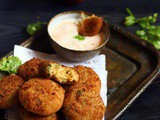 Indian Sweet Potato Patties Recipe