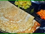 Know how-to make perfect dosai