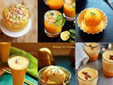 Mango recipes Collection | Indian mango recipes