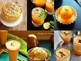 Mango recipes | Easy Indian mango recipes