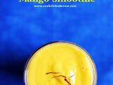 Mango Smoothie Recipe (With Coconut Milk)