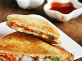 Mayonnaise Sandwich Recipe (Veg Mayo Sandwich)